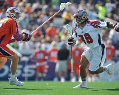 Annapolis, MD August 28 - Brodie Merrill and Paul Rabil