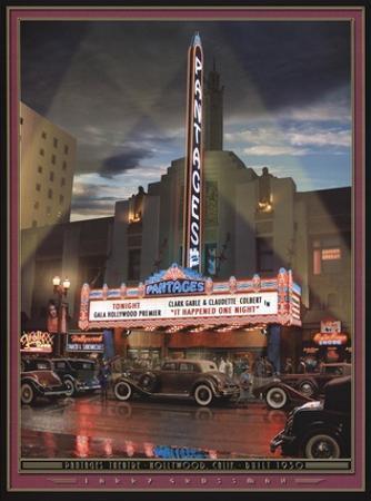 Pantages Premier by Larry Grossman