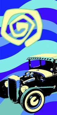 Hot Rod Moonlight by Larry Hunter