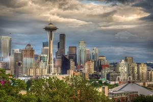 Seattle by Larry J. Taite