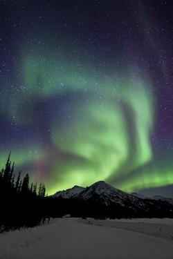 Aurora Borealis XIII by Larry Malvin