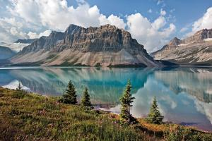 Bow Lake by Larry Malvin
