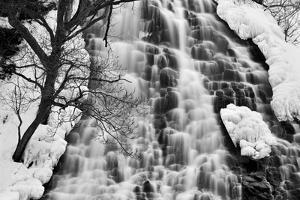 Oshinkoshin Falls II by Larry Malvin