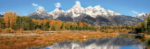 Schwabacher Panorama I by Larry Malvin