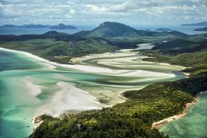 Whitsunday Island I by Larry Malvin
