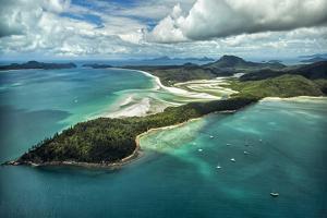 Whitsunday Island II by Larry Malvin