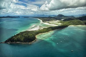 Whitsunday Island II by Larry Malvin