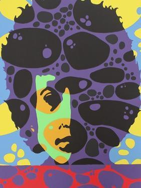 Dylan - Liquid Light, 1967 by Larry Smart