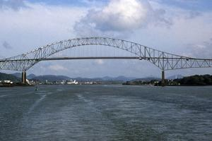 Las Americas Bridge, Balboa, Panama