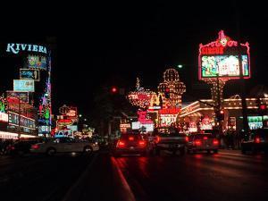 Las Vegas Boulevard Night Scenes