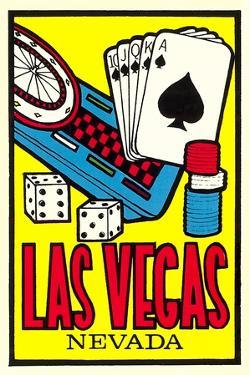 Las Vegas Decal