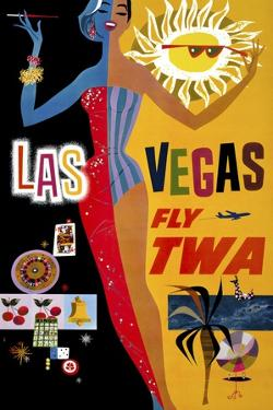 Las Vegas, Fly TWA