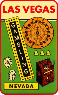 Las Vegas Gambling Motifs, Nevada