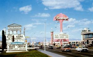 Las Vegas Strip, Flamingo Hotel