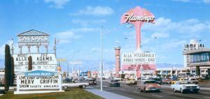 Las Vegas Strip, Flamingo Hotel