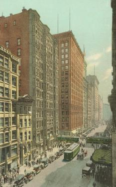 LaSalle Street, Chicago, Illinois