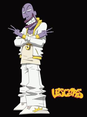 Lascars - Round Da Way José