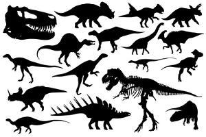 Dinosaurs by laschi adrian