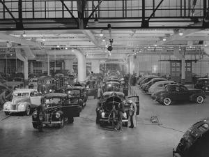 Ford Rouge Plant by Lass
