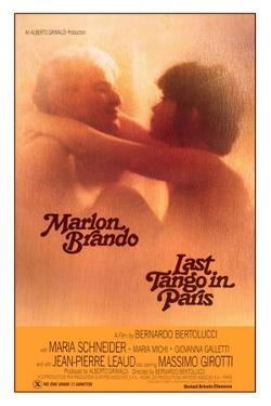 Last Tango in Paris [1972] (Ultimo Tango A Parigi), Directed by Bernardo Bertolucci.