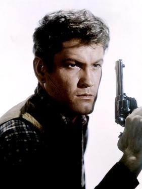 LAST TRAIN FROM GUN HILL, 1959 directed by JOHN STURGES Earl Holliman (photo)