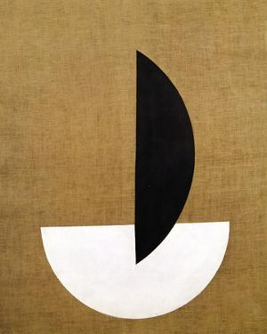 Circular Segment, 1921 by Laszlo Moholy-Nagy