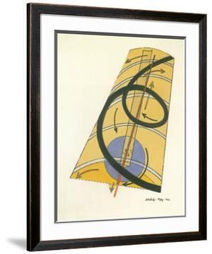 Kinetisch, 1922 by Laszlo Moholy-Nagy