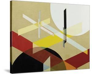 Komposition Z VIII, 1924 by Laszlo Moholy-Nagy