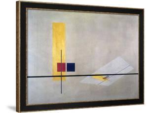 Konstruktion, 1922-23 by Laszlo Moholy-Nagy