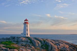 Peggy's Cove, Nova Scotia, Canada by Laszlo Podor Photography