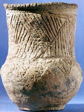 Late Neolithic/Early Bronze Age Ceramic Beaker, European, C4000 Bc