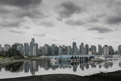 Teary Skies over Vancouver by Latitude 59 LLP