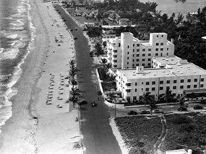 Lauderdale Beach Hotel, 1938