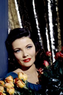 LAURA by OttoPreminger with Gene Tierney, 1944 (photo)