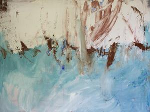 River Flows Through by Laura D Zajac