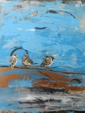 Three Birds by Laura D Zajac
