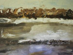 Winter Landscape by Laura D Zajac