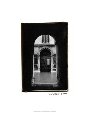 Archways of Venice IV by Laura Denardo