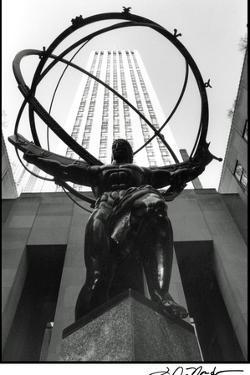 Atlas at Rockefeller Center by Laura Denardo