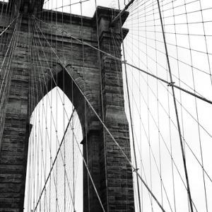 Brooklyn Bridge II by Laura Denardo