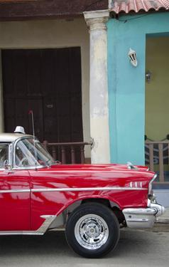 Cars of Cuba II by Laura Denardo