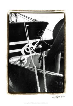 Fishing Trawler III by Laura Denardo