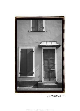 French Quarter Architecture III by Laura Denardo