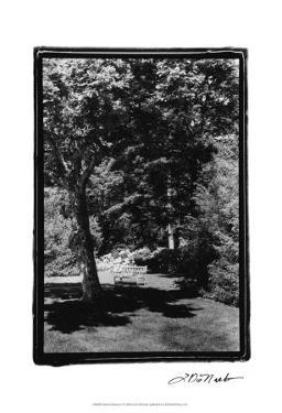 Garden Hideaway I by Laura Denardo