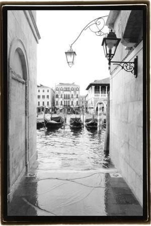 Glimpses, Grand Canal, Venice III by Laura Denardo