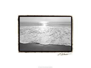 Ocean Sunrise III by Laura Denardo