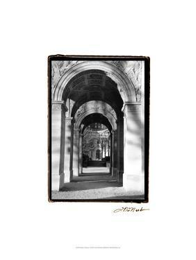 Parisian Archways I by Laura Denardo