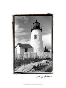 Pemaquid Point Light, Maine I by Laura Denardo