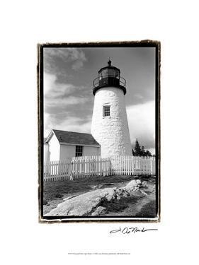 Pemaquid Point Light, Maine I by Laura Denardo