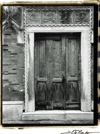 The Doors of Venice I by Laura Denardo